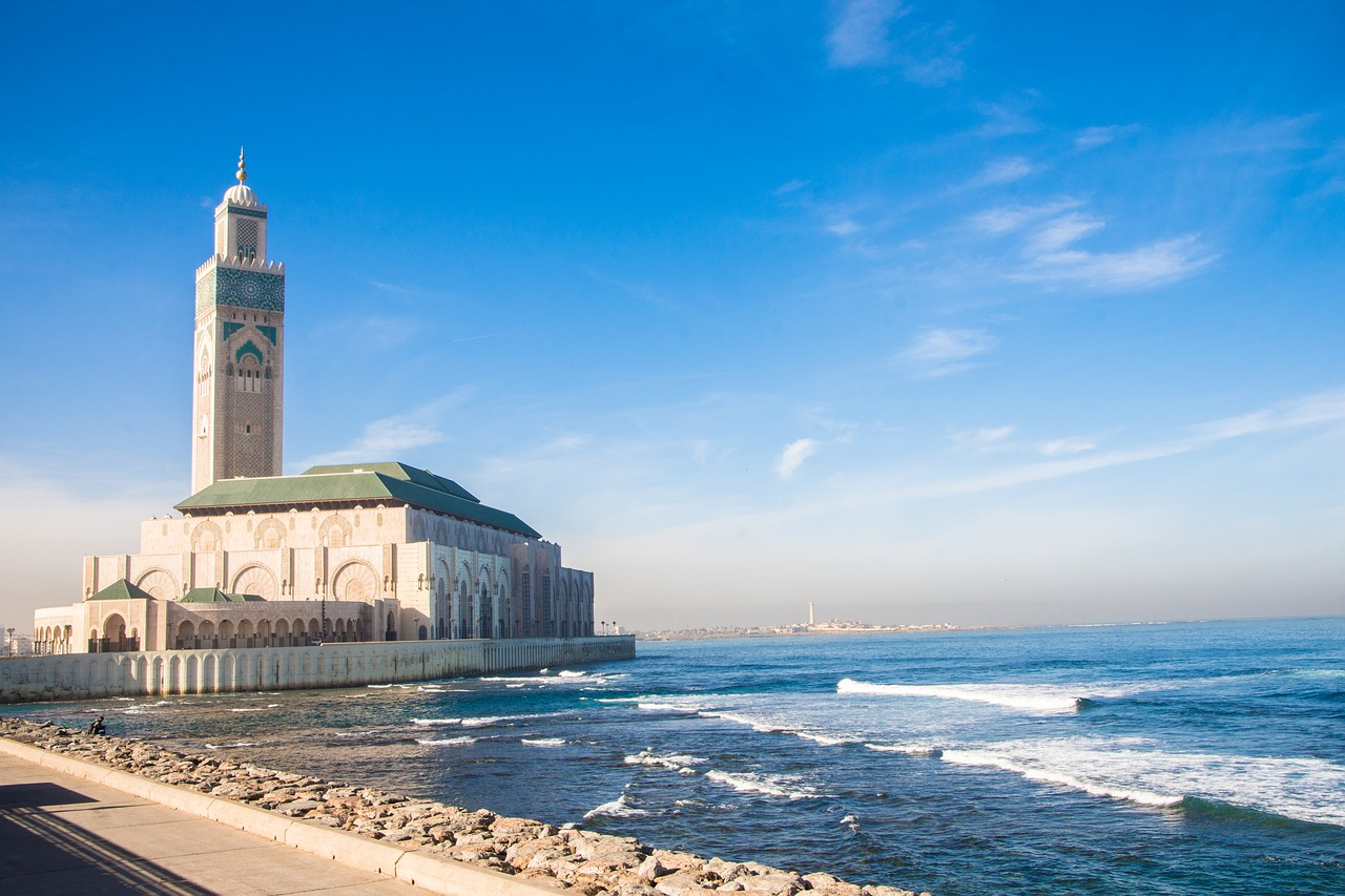 Teaching & Surfing in Morocco